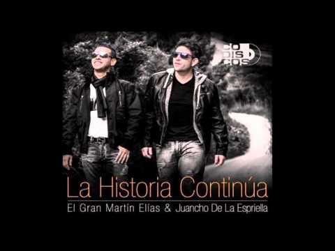 Soy Tuyo - Martin Elias & Juancho De La Espriella (LETRA)