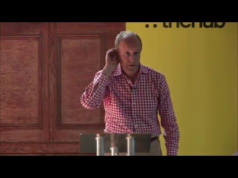 Joining The Dots: the One Dayer Keynote with Sir Peter Bazalgette