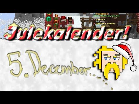 Dansk Minecraft :: Julekalender  5. December  JULEDROPPER!