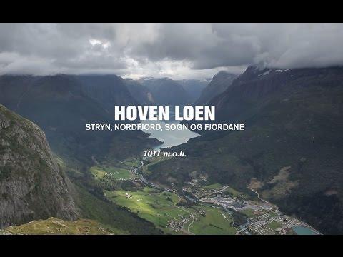 Hoven Loen 2017   Stryn   Nordfjord (norsk versjon)