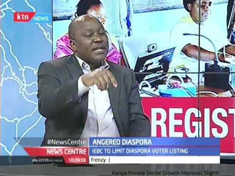 NEWS CENTRE: Angered Kenyans living in Diaspora to sue IEBC