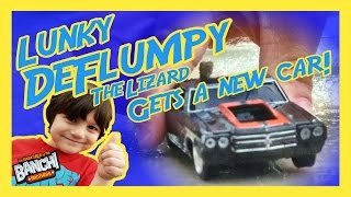 A Chevy El Camino SS Toy Car for Lunky DeFlumpy The Lizard | Banchi Brothers Playtime thumbnail