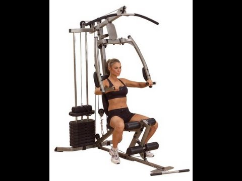 Home Gym Equipment - Best Fitness BFMG20 - - Product Review