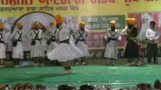 First International Gatka Competition at Gurduara Yadgar Sahib jarg 29.mp4