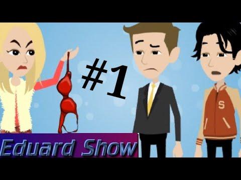 Eduard Show - Mama vitregă (Episodul 1) [Guest : Cristina Almasan, thatRamona, GENIUStin]