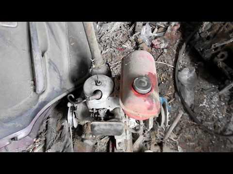 заводим старый советский двигатель после 20 ти  летнего простоя