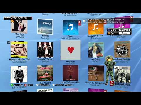 Song list lips xbox 360