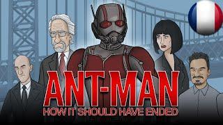Comment Ant-Man aurait dû finir