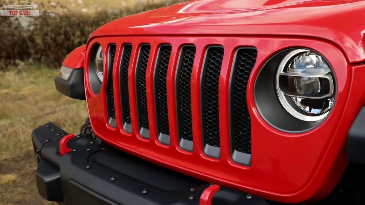 2018 Jeep Wrangler Jl Review Interior Exterior Road Test Youtube