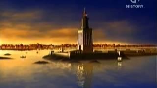 Памятники мировой архитектуры  Александрия(The lighthouse of Alexandria)