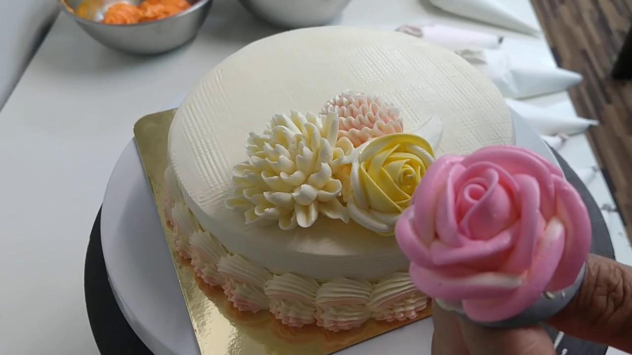 Of birthday cake