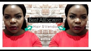 (2015) ALIEXPRESS: ROSA QUEEN HAIR PRODUCTS REVIEW (BEST HAIR!!!)