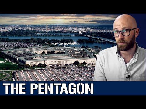 The Pentagon: America's Command Center