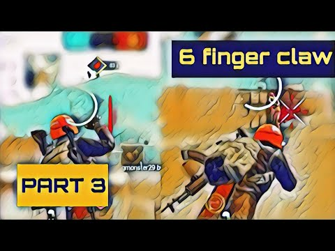 Bilkul Tabahi 6 Finger Clutch Gameplay Pubg Mobile Lite👱🏻‍♂️ MR TECH QUESTION Channel Help Trick