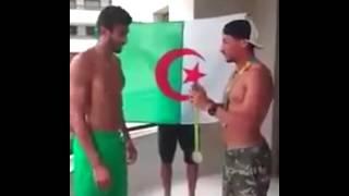 توفيق مخلوفي يهدي ميدالية فضية إلى العربي بورعدة