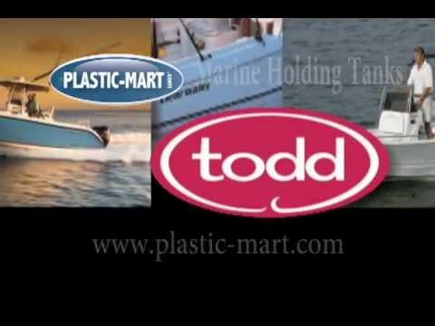 Todd Marine | Marine Holding Tanks | Plastic-Mart.com