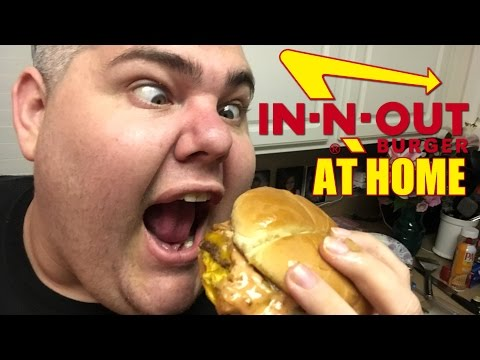 PICKLEBOY COOKS IN-AND-OUT BURGERS!!