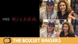 Mrs Wilson (Ruth Wilson - BBC Series) Episode 1 - Nadia Sawalha & Family Review (SPOILERS)