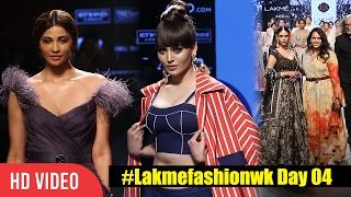 Lakme Fashion Week Summer Resort 2017 Day 04 | Urvashi Rautela, Daisy Shah, Aditi Rao Hydari