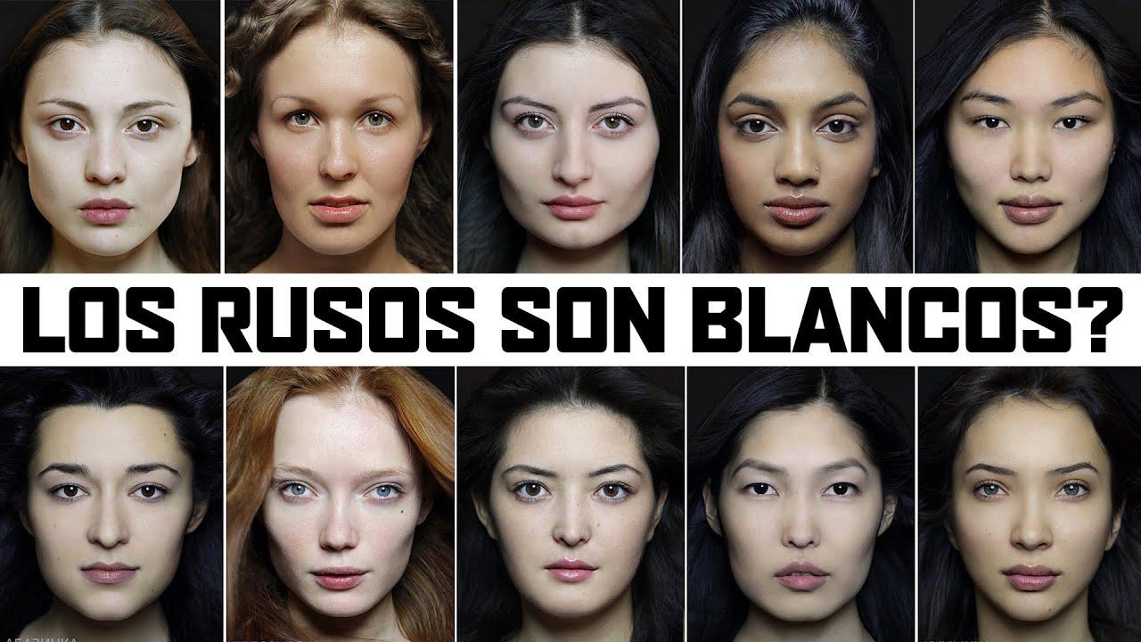 No TODOS LOS RUSOS son BLANCOS | ETNIAS Y PUBLOS de RUSIA