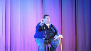 Ralphie May defends himself from bad press