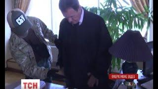 Стали відомі подробиці обшуку голови Апеляційного суду Києва
