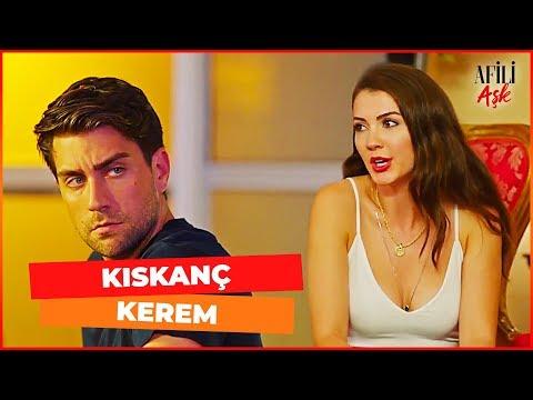 Kerem, Ayşe'yi Herkesten Kıskanıyor - Afili Aşk 11. Bölüm
