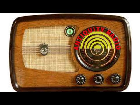 Antiquity Radio's Old-Time Comedy Show (Episode 001)