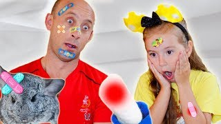 The Boo Boo Song - Nursery Rhymes & Kids Songs