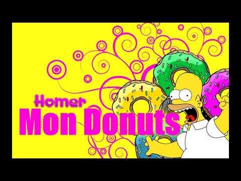 Soprano - Mon précieux - ( Parodie Homer - Mon donuts )