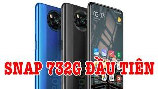 Xiaomi Poco X3 điện thoại chip Snapdragon 732 đầu tiên trên Thế Giới sẽ về chính hãng Việt Nam!