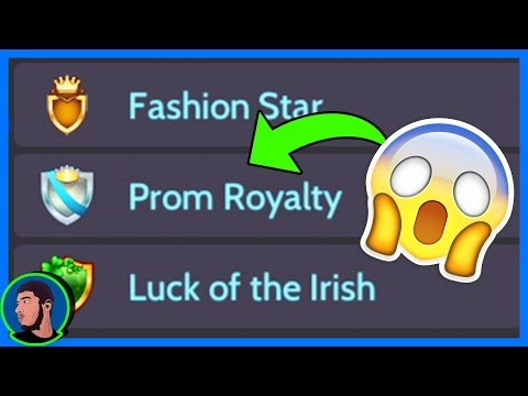 OMG THE AVAKIN PROM BADGE IS HERE!!! (FREE ITEMS + BADGE) | Avakin Life