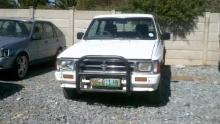 1998 TOYOTA HILUX Raider 2.8 D Auto For Sale On Auto Trader South Africa