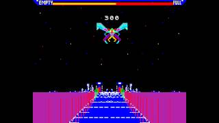 Arcade Game: Super Astro Fighter (1981 Data East)