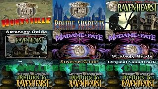 Download Mystery Case Collection 3 in 1 [Detective Game] 2015