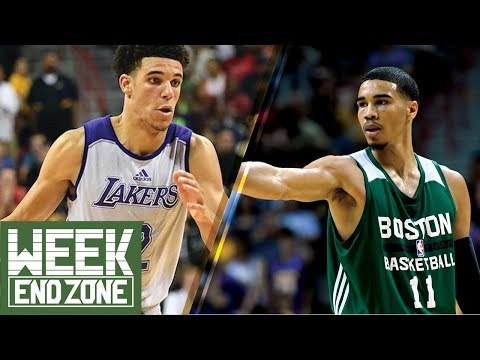 Who is the NBA Summer League MVP? -WeekEnd Zone