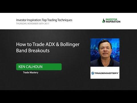 How to Trade ADX & Bollinger Band Breakouts | Ken Calhoun