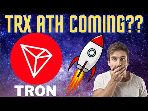 TRON Price Prediction - ATH COMING! - TRON Crypto Price Prediction - TRX Crypto Price!