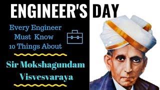Engineers Day 15 Sep 2018 M. Visvesvaraya 157th Birth Anniversary