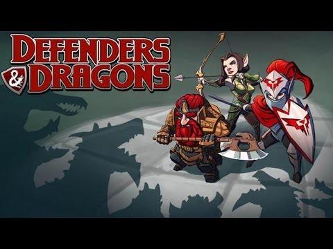 Defenders & Dragons - Universal - HD Gameplay Trailer