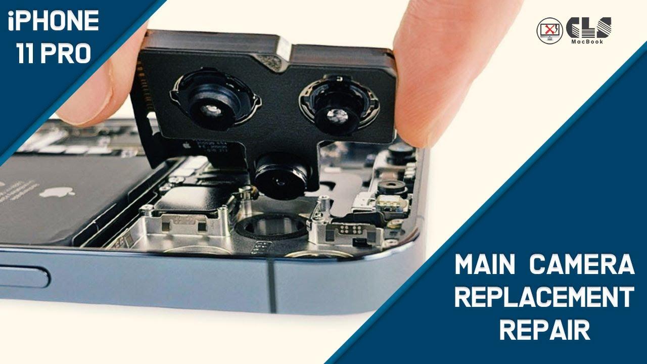 IPhone 11 Pro Hauptkamera Reparatur