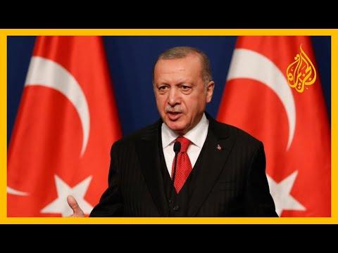 ???? ???? أردوغان: حفتر رجل لا يمكن الوثوق به  - نشر قبل 2 ساعة