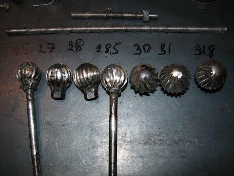 Как сделать шарошку своими руками