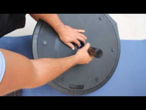 How To Inflate Your Balance Trainer URBNFit