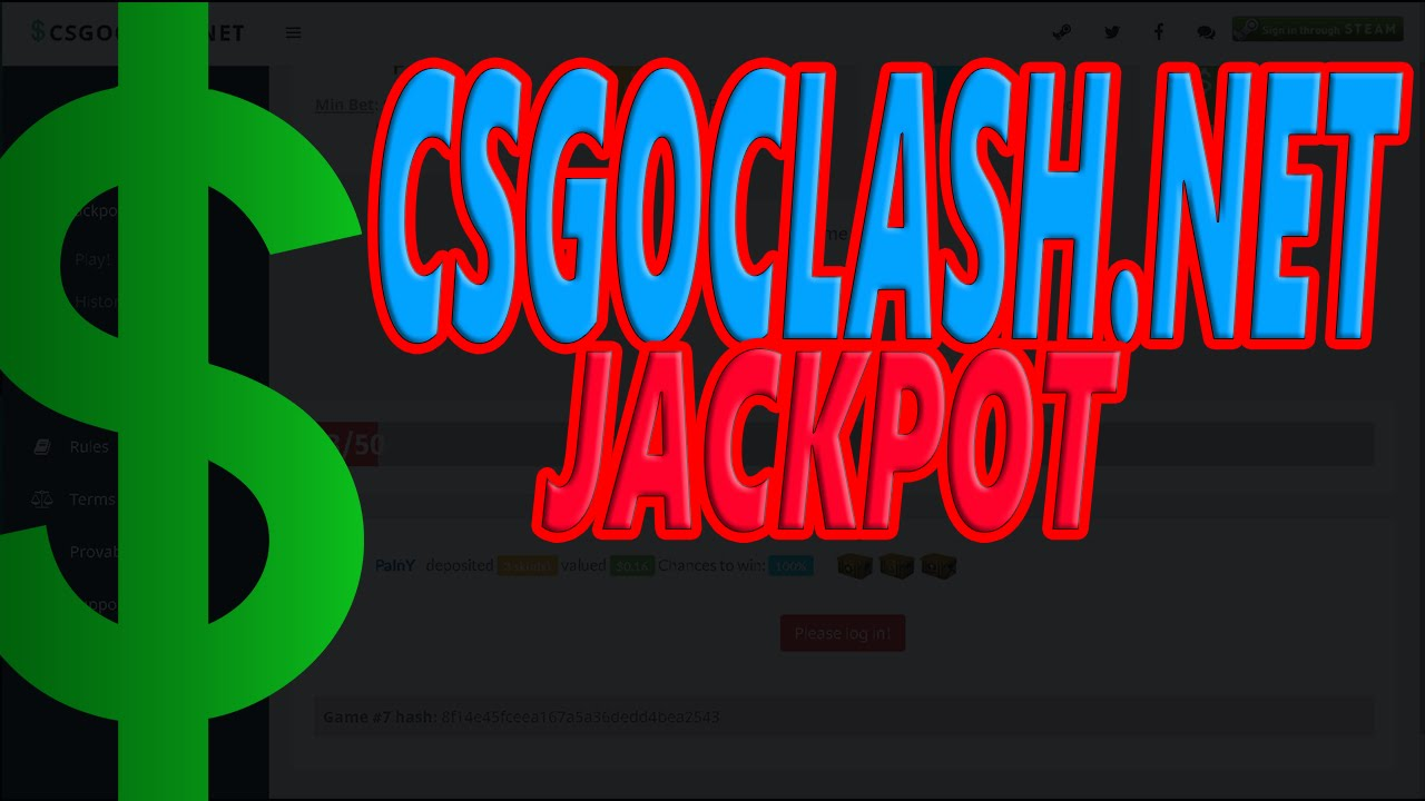 Low Jackpot Cs Go
