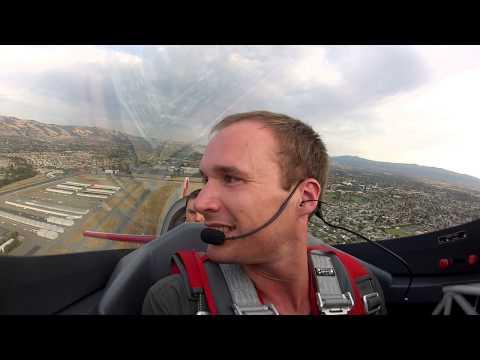 Extra 300 flight - Max G Aviation