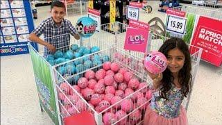 العاب اطفال التسوق في السوبر ماركت   اللعب تسوقفي  Heidi و Zidane
