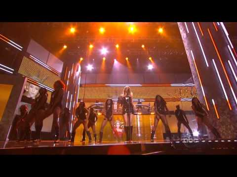 Shakira   Give It Up To Me Live American Music Awards HD   YouTube 720p
