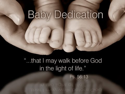Church Online: May 10, 2015 - Mother's Day & Baby Dedication