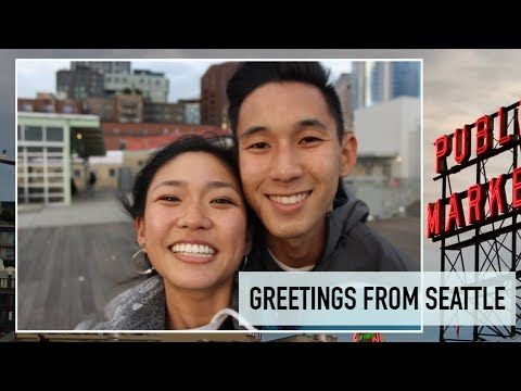 SEATTLE VLOG: together A WHOLE YEAR!? | JustJoelle1 from YouTube · Duration:  15 minutes 31 seconds